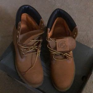 Timberland Boots New worn once